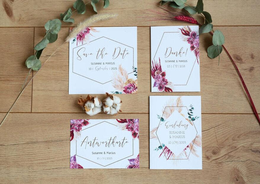 Save the date boda: la manera más original de anunciar tu día