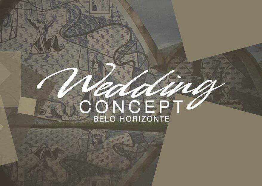 Wedding Concept Brasil promove palestras e painéis para os profissionais de casamentos