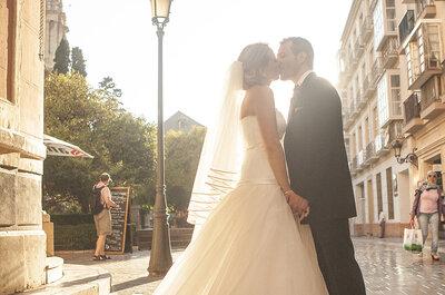 La historia de tu boda en bonitas imágenes, por Montiel Fotógrafos