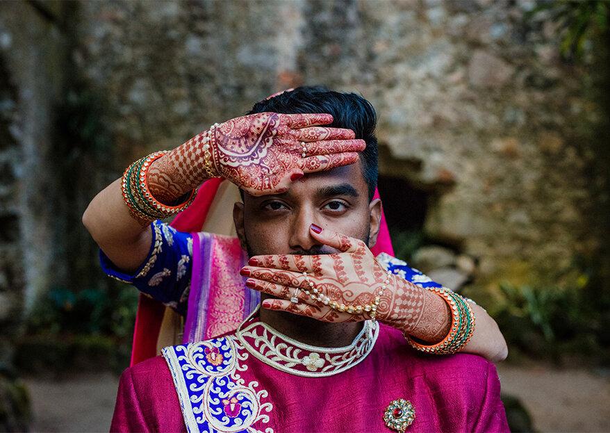 Casamento temático indiano: tudo o que precisa saber!
