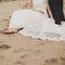 Sesión Trash the Dress en la playa - Foto Pepe Orellana