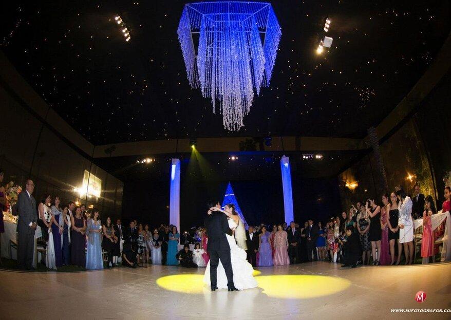 DJ Rodrigo Parodi: para un audio e iluminación único en el día de tu boda