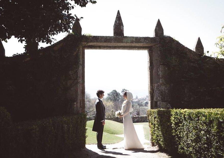 Los mejores 8 pazos para bodas de Pontevedra