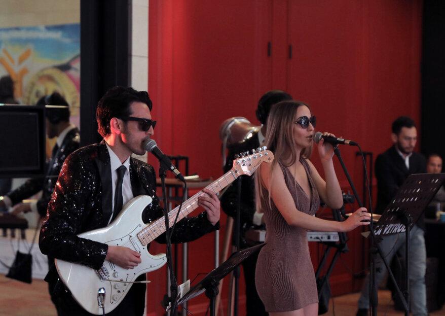 Cinco 'checks' para tener buena música en vivo en tu boda, según La Vitrola Música