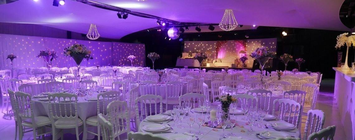 La Scène à Vernouillet : une salle de réception proche de Paris dotée de très beaux volumes