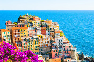 Cruise through the Greek Isles, the Western Mediterranean or Northern Europe: which honeymoon will you choose?