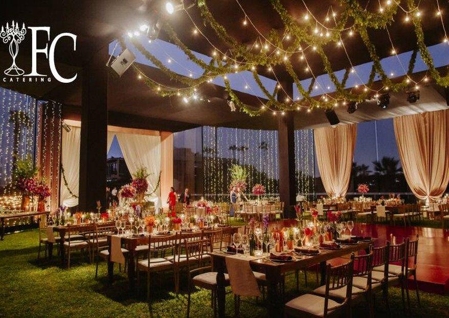 Un elemento primordial en tu celebración: ¡te proponemos el mejor buffet de bodas!