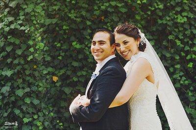 Sonrisas que enamoran: Una boda muy especial en Hacienda Amalucan, Puebla