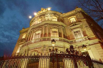 Palais de Linares: un mariage de rêve en plein coeur de Madrid