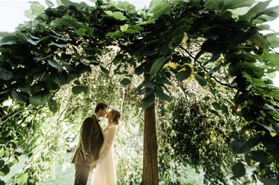 Свадьба Грубиянов: яркое торжество Максима и Алёны