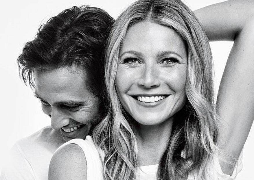 Casamento à vista: Gwyneth Paltrow e Brad Falchuk confirmam noivado!