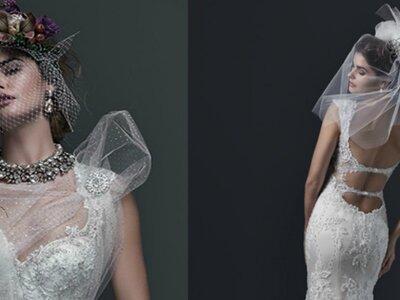Aléjate de lo tradicional con un vestido de novia de Sottero and Midgley, descubre la colección otoño 2015