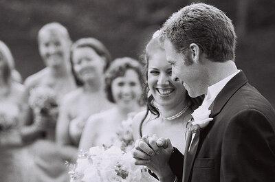 ¡Ojo! 4 problemas comunes al organizar una boda