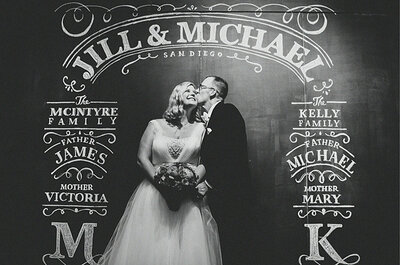 Real Wedding: ¿Sería posible tener una boda en un museo?