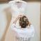Show stopping bridal braiding