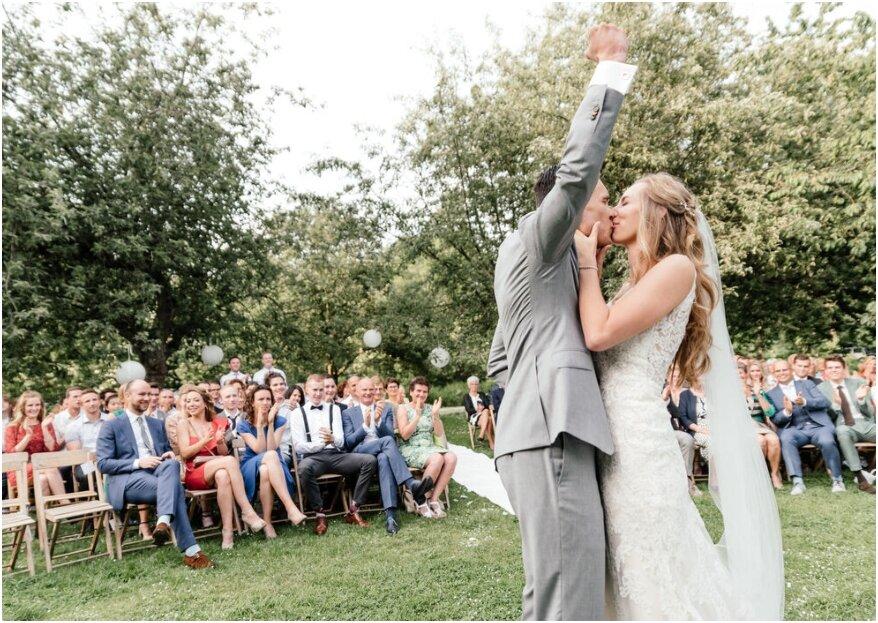 De 6 beste en leukste gasten die op je bruiloft moeten zijn