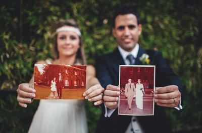 Da un toque especial a tu boda con Telopaso: una celebración llena de fotografías