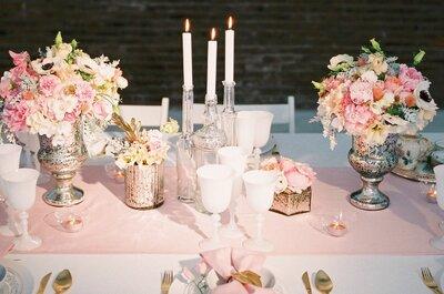 7 consejos para seleccionar una banquetería de boda inolvidable