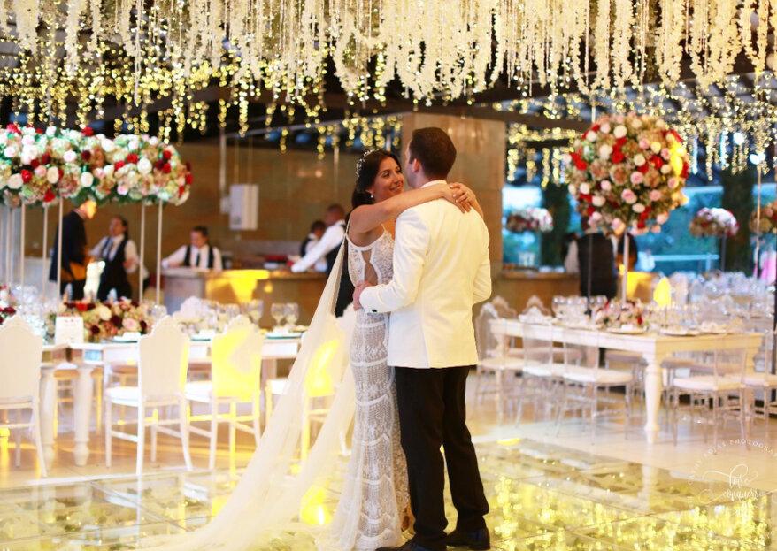Encuentra el estilo de tu boda con la wedding planner María Fernanda Sánchez