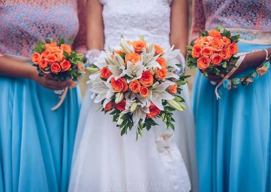 How-To: Choose Your Bridesmaids Outfits For Your Wedding