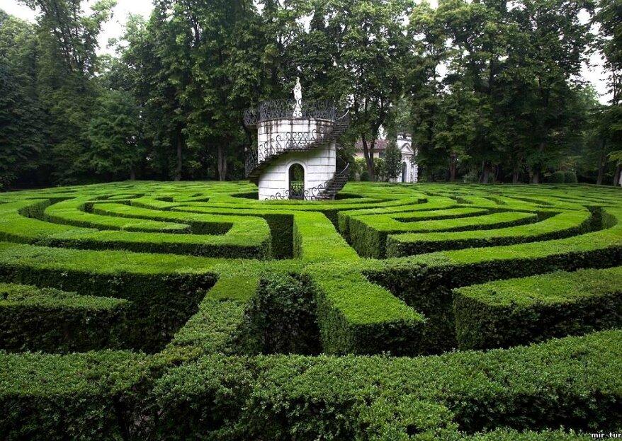 Os 8 labirintos mais incríveis do mundo para se perder na lua-de-mel