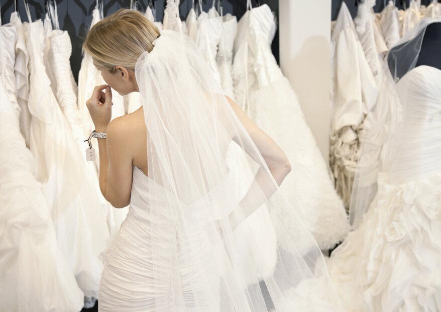 Cómo elegir tu vestido de novia en 5 pasos: ¡encuentra el diseño de tus sueños!