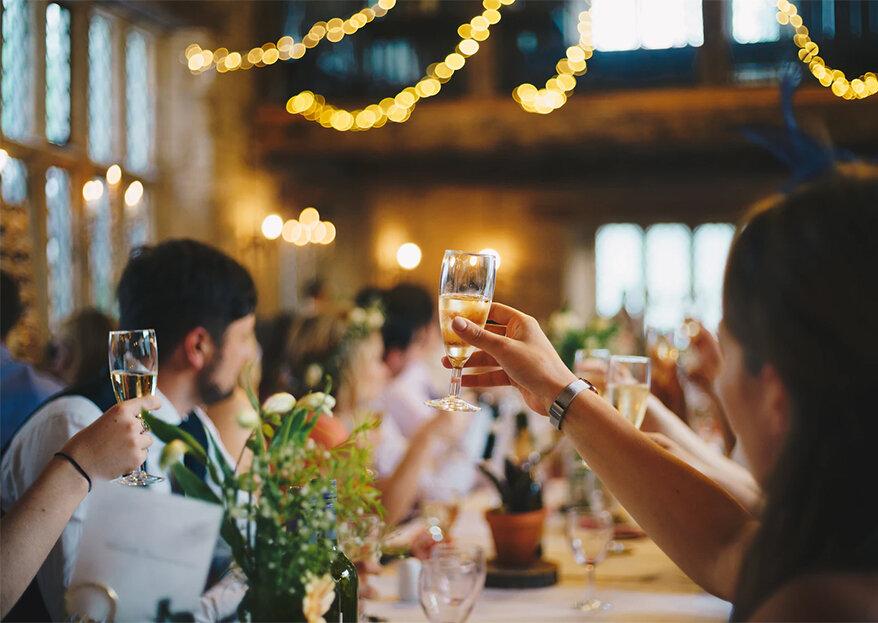 Discursos em cerimónias de casamento no civil: eis os mais emocionantes