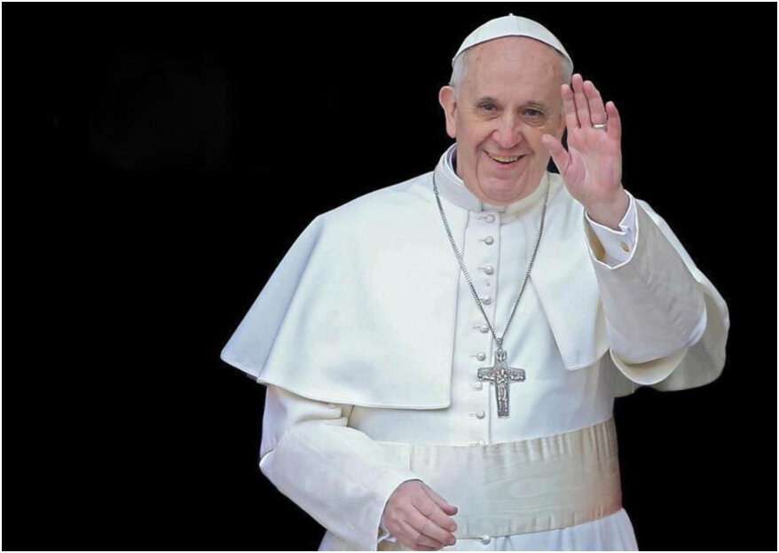 10 consejos del Papa Francisco a los novios y esposos para un matrimonio feliz