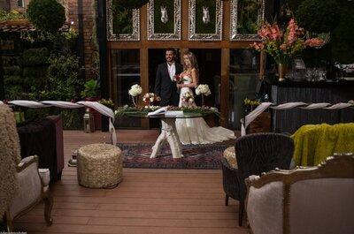 Chateau Bistrot: el lugar perfecto para una boda íntima y exclusiva
