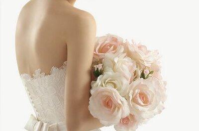 Romantisch und Originell – die Brautstrauß-Trends 2013
