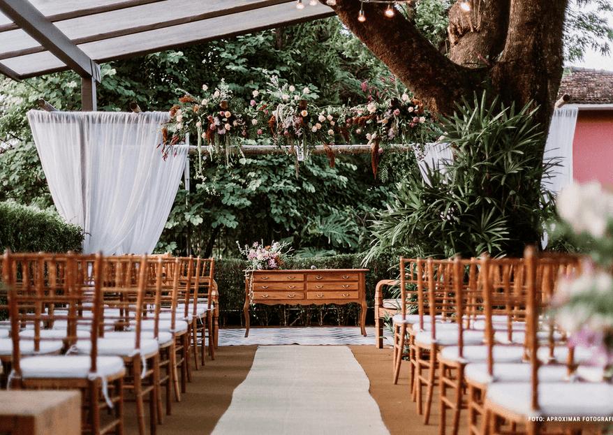 O Conde Restaurante: o lugar perfeito para o mini wedding dos seus sonhos