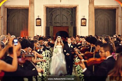 Como escolher a formação ideal do grupo de música para cerimônia de casamento?