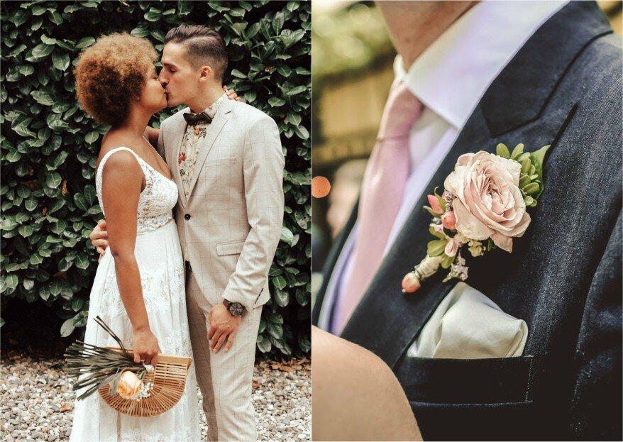 Boho-Look für Männer: Styling-Tipps für den Bräutigam und Hochzeitsgäste im bohemian Style