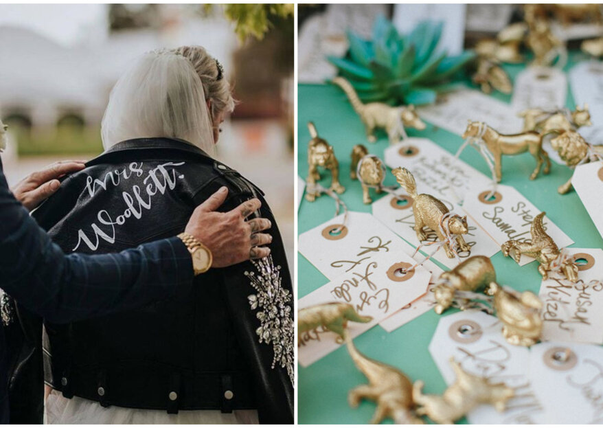 Las 10 tendencias para bodas en 2019, ¡prepárate para lo increíble!