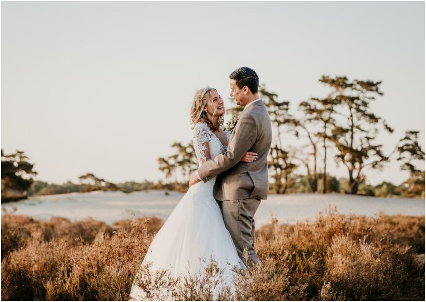 Bruiloft op de planning? Wij hebben tips voor een summer chique dresscode!