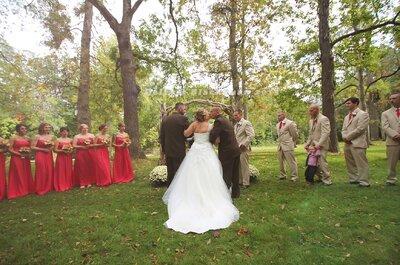 L'incroyable geste du père de cette mariée va vous émouvoir aux larmes...