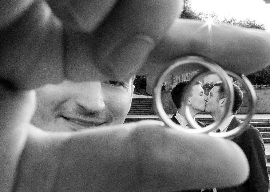 Originelle Trauringe - 8 Ideen für einfallsreiche Brautpaare