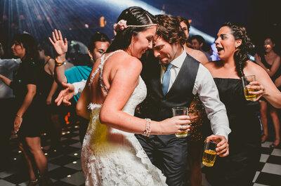 Cómo elegir el DJ perfecto para tu matrimonio: ¡5 consejos claves!
