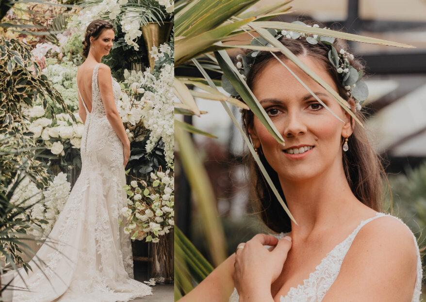 Styled bride look: ontdek de uiteenlopende mogelijkheden voor jouw look op de grote dag!