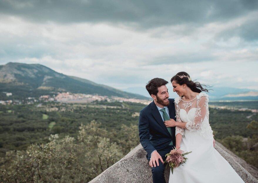 David Morales: flexibilidad, naturalidad y arte en tu reportaje de boda