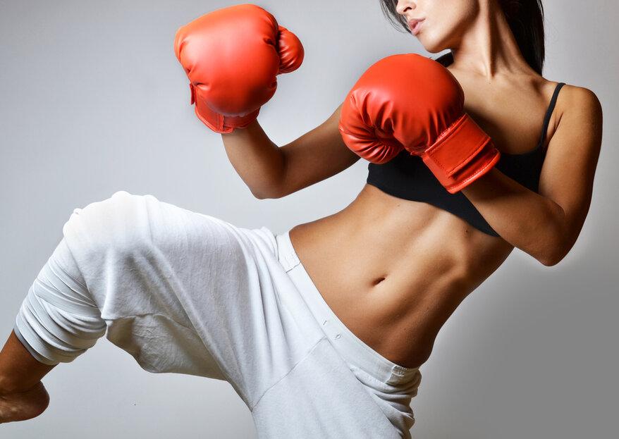 5 deportes que te harán perder peso para tu boda