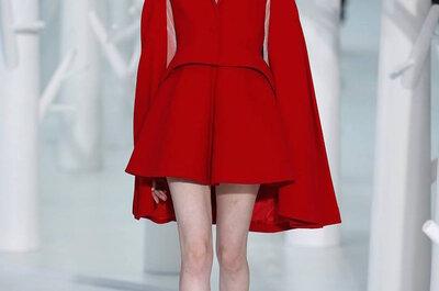 Rojo que vibra, el color que conquistará las tendencias 2015: Enfúndate en uno de estos conjuntos
