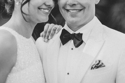 Stéphanie e Marco: da primeira comunhão ao casamento!