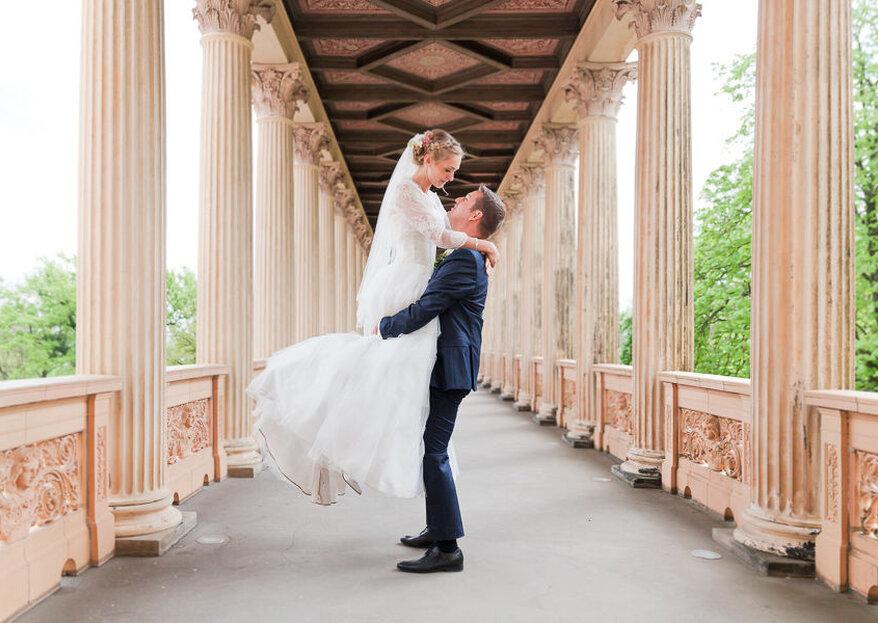 Die 8 besten Hochzeitslocations in Brandenburg – hier feiern Sie einzigartige Feste!