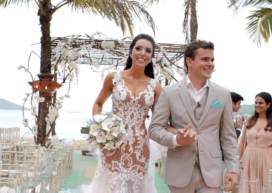 Oscar Augusto Filmes: vídeos de casamentos para noivos que querem ser protagonistas de lindas histórias de amor!