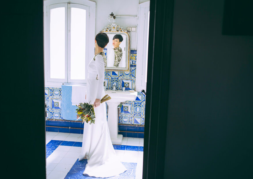 How to decide on your dream wedding dress: tips on styles, colours and shapes