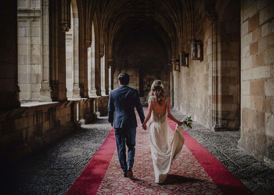 Tipos de reportajes de fotos que puedes contratar con el fotógrafo de tu boda
