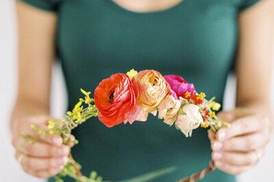 Elementos DIY en la decoración de tu boda: ¡Manos a la obra!