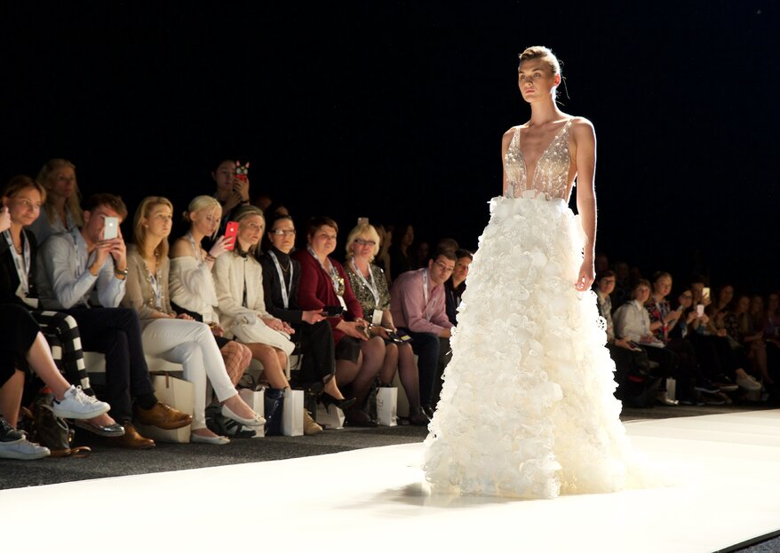 New Highlights for London Bridal Fashion Week 2019: Best of British
