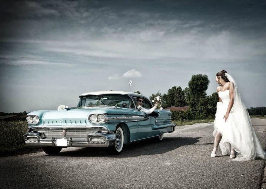 Oldtimer, Limousine, Kutsche & Co. – Schweizer Hochzeitstransporte